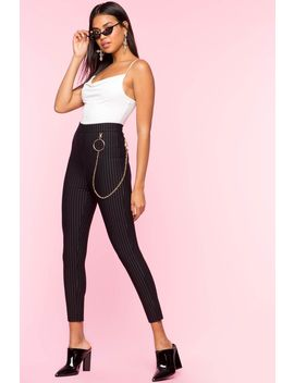 Captain Chain Skinny Pant by A'gaci