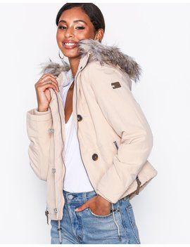 Onl Peyton Aw Short Fur Jacket Cc Ot by Only