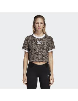Leoflage Crop Tee by Adidas