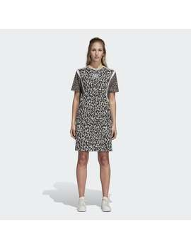 Leoflage Tee Dress by Adidas