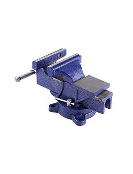 "6"" Heavy Duty Swivel Bench Vice Engineer Workshop Clamp Work Bench Table Engineer (6inch) by Sococo"