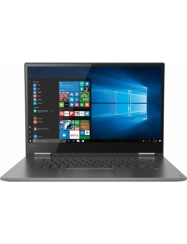 "Yoga 730 2 In 1 15.6"" Touch Screen Laptop   Intel Core I5   8 Gb Memory   256 Gb Solid State Drive   Iron Gray by Lenovo"