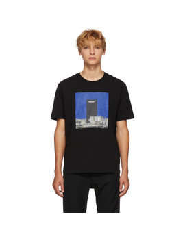 Black Castle T Shirt by Undercover