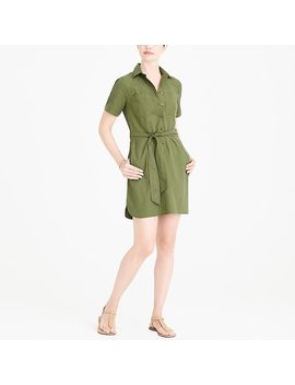 Utility Shirtdress by J.Crew