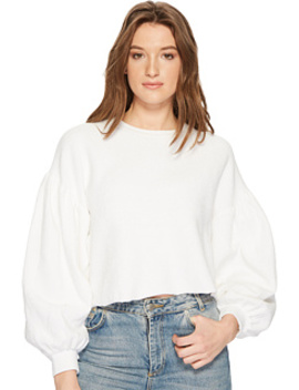 Sleeves Like These Pullover by Free People