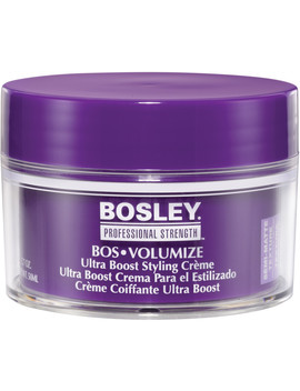 Bos Volumize Ultra Boost Styling Crème by Bosley