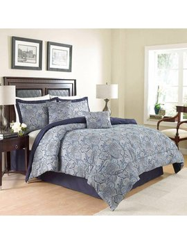 Traditions By Waverly Paddock Shawl 6 Piece Bedding Comforter Set by Traditions By Waverly