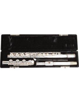 Gemeinhardt Model 3 Ob Flute, Open Hole, Offset G, B Foot, Silver Plated by Gemeinhardt