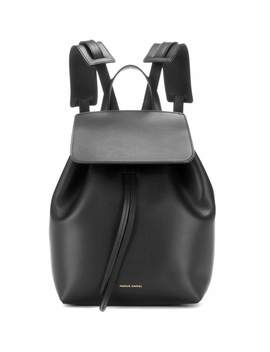 Mini Rucksack Aus Leder by Mansur Gavriel