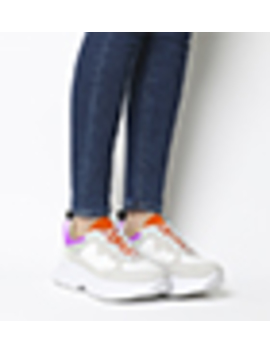 Fizzled Chunky Lace Up Trainer by Office