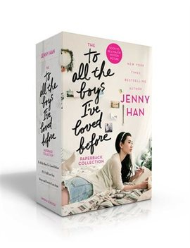 The To All The Boys I've Loved Before Paperback Collection: To All The... by Jenny Han
