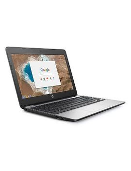 "Hp Hd 11.6"" Chrome Notebook, Intel Celeron N3060 Processor, 4 Gb Memory, 16 Gb Hard Drive, Hd Webcam, Chrome Os by Hp"