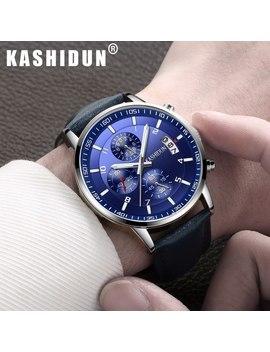 Hot Sell Luxury Brand Watches Men 2017 Best Fashion Casual Charm Luminous Sport Relogio Masculino Waterproof 30m Kashidun Watch by Kashidun