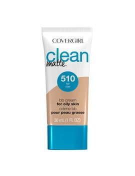 Covergirl Clean Matte Bb Cream For Oily Skin, Fair by Cover Girl