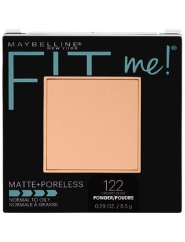 Maybelline New York Fit Me! Matte + Poreless Foundation Powder by Maybelline