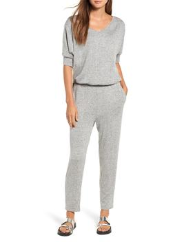 Tucked Jumpsuit by Lou & Grey
