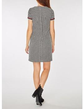 Multi Coloured Boulce Shift Dress by Dorothy Perkins