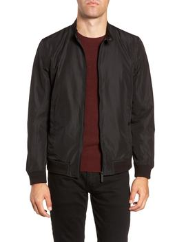 Salut Slim Fit Bomber Jacket by Ted Baker London