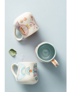 Modern Alchemy Mug by Anthropologie