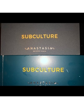 Abh Subculture Eyeshadow Palette by Anastasia Beverly Hills