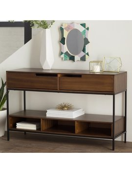 Brayden Studio Pagan Console Table & Reviews by Brayden Studio