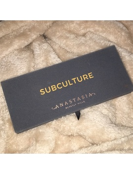Abh Subculture Palette by Anastasia Beverly Hills
