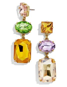 Gem Drop Earrings by Baublebar