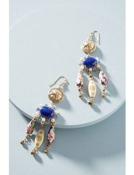 Moro Chandelier Drop Earrings by Anthropologie