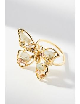 Butterfly Ring by Anthropologie