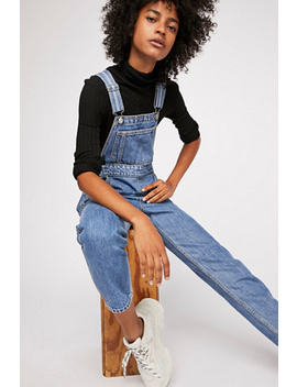 Levi's Mom Overall by Free People