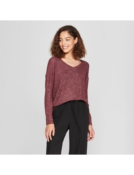 Women's Long Sleeve Cozy Knit Top  A New Day™ by Shop All A New Day™