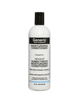 Moisturizing Conditioner Compare To Nexxus Humectress Moisturizing Conditioner by Sally Beauty