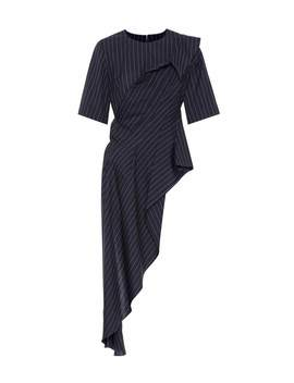 Pinstriped Wool Top by Monse