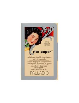 Rice Paper Blotting Tissues Natural by Sally Beauty