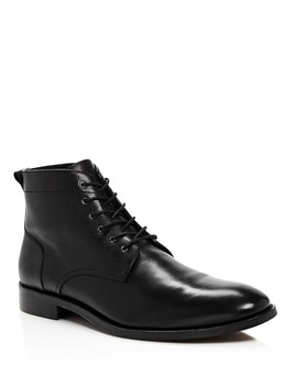Men's Leather Boots   100 Percents Exclusive by The Men's Store At Bloomingdale's