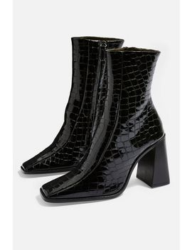 Hurricane Croc Boots by Topshop