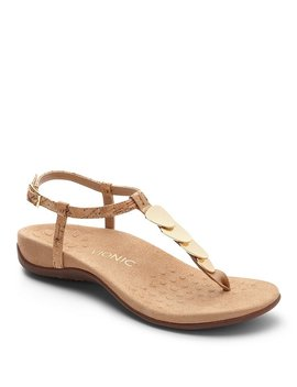 Miami Cork Thong Sandals by Generic