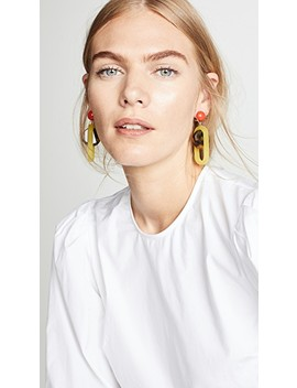 Lohr Earrings by Rachel Comey