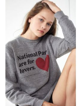 Parks Project National Park Lovers Sweatshirt by Parks Project