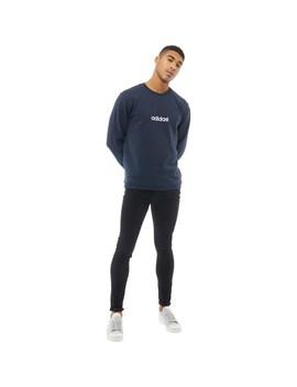 Adidas Originals Mens Eqt Crew Sweatshirt Night Navy by Mand M Direct