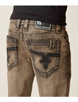 Rock Revival Glaw Relaxed Taper Stretch Jean by Buckle