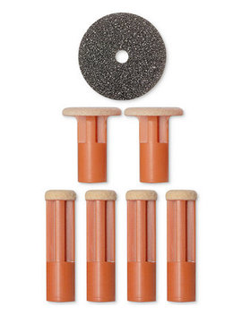 Replacement Discs   Orange (Coarse) by Pmd