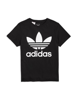 Unisex Logo Graphic Tee   Big Kid by Adidas