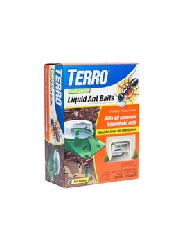 6 Pack Outdoor Liquid Ant Baits by Terro