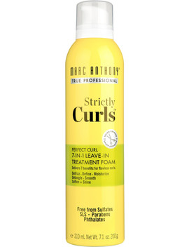 Strictly Curls 7 In 1 Treatment Foam by Marc Anthony