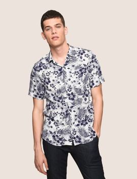 Short Sleeve Shirt by Armani Exchange