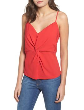 Twist Front Camisole by Leith