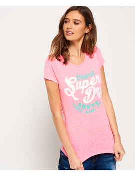 Original T Shirt by Superdry