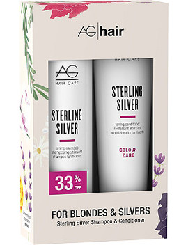 For Blondes & Silvers Duo by Ag Hair