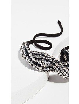 Strass Bracelet by Isabel Marant